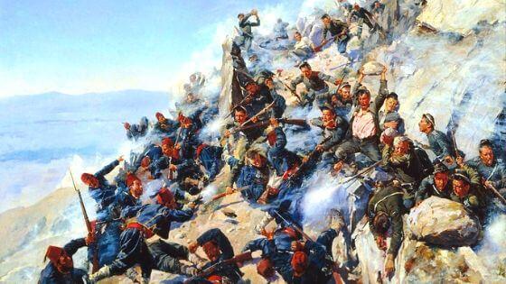 1877-78 Osmanlı Rus Savaşı
