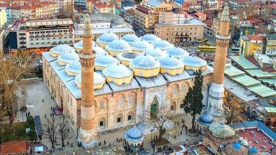Bursa Ulu Camii Sırları