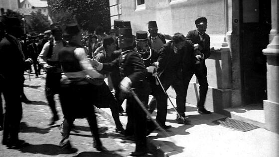 Avusturya-Macaristan Veliahtının Ölümü
