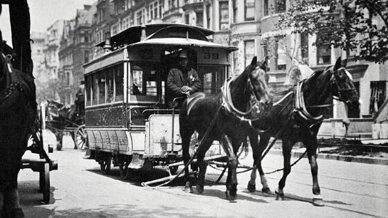 Osmanlı Devleti'nde Atlı Tramvaylar