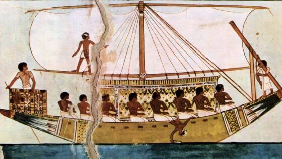 Fenikelilerde Deniz Ticareti