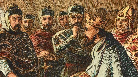Magna Carta Maddeleri