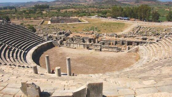 Milet (Miletos) Antik Kenti Tarihi