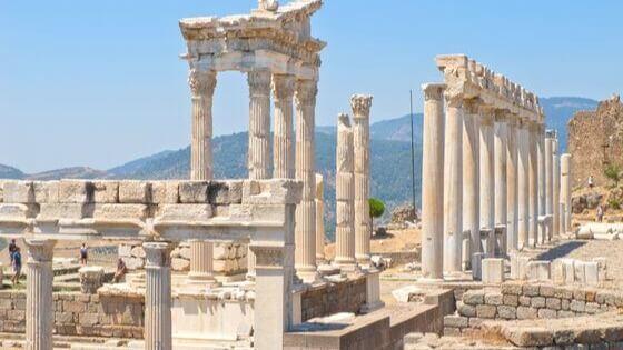 Pergamon (Bergama) Antik Kenti Tarihi