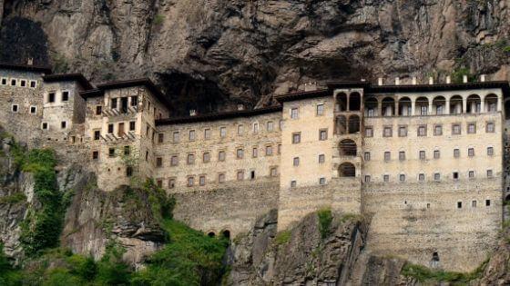 Sümela Manastırı Tarihi
