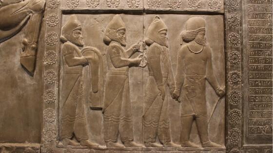 Sümer Mitolojisi'nde Evren ve İnsan Nasıl Yaratılmıştır?
