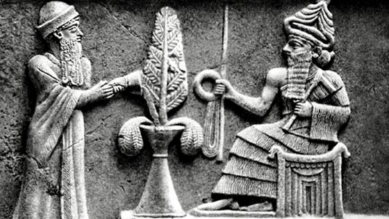 Sümer Mitolojisi'nde Tanrı Anlayışı