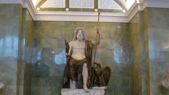 Yunan Mitolojisi Tanrılar ve Titanlar