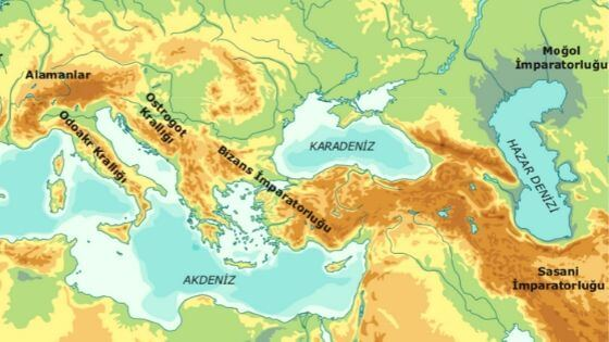 Orta Çağ'da Dünya