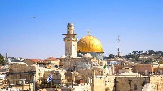 Kutsal Şehir Kudüs