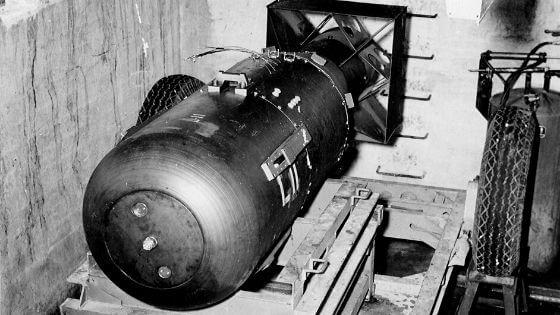 Little Boy Atom Bombası