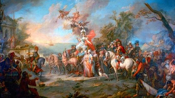 1768-1774 Osmanlı-Rus Savaşı Nedenleri ve Sonuçları Nelerdir?