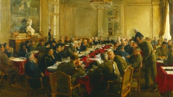 Paris Barış Konferansı Nedir?