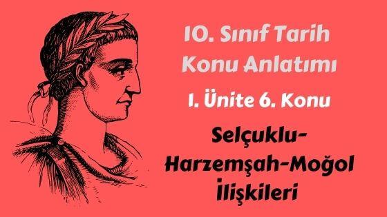 Yerleşme ve Devletleşme Sürecinde Selçuklu Türkiyesi